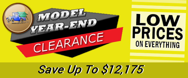 2017 Clearance Sales Event